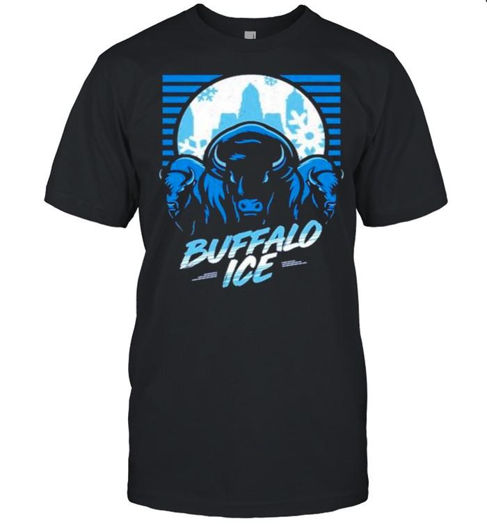 Buffalo Bills Buffalo ICE shirt Classic Men's T-shirt