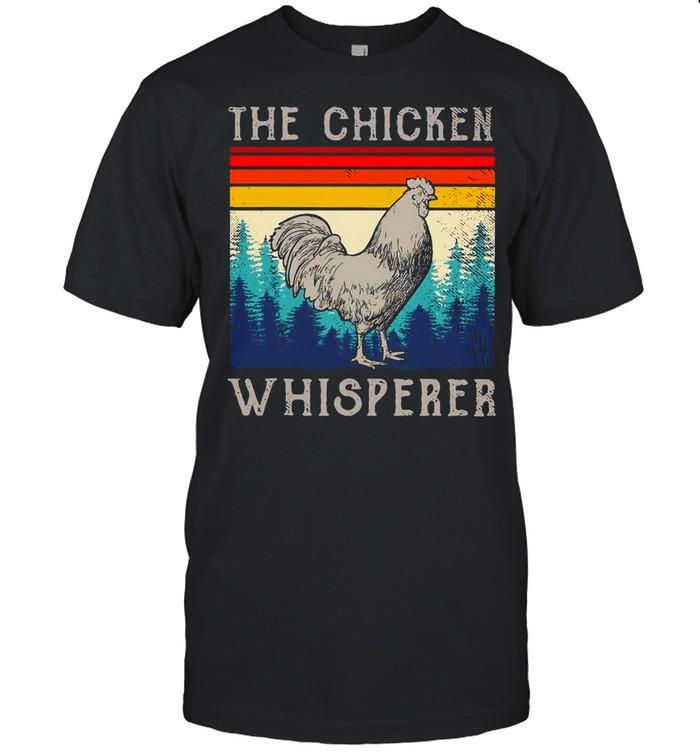 The Chicken Whisperer Vintage shirt Classic Men's T-shirt
