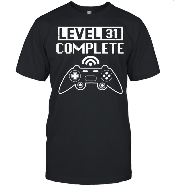 Level 31 Complete shirt Classic Men's T-shirt