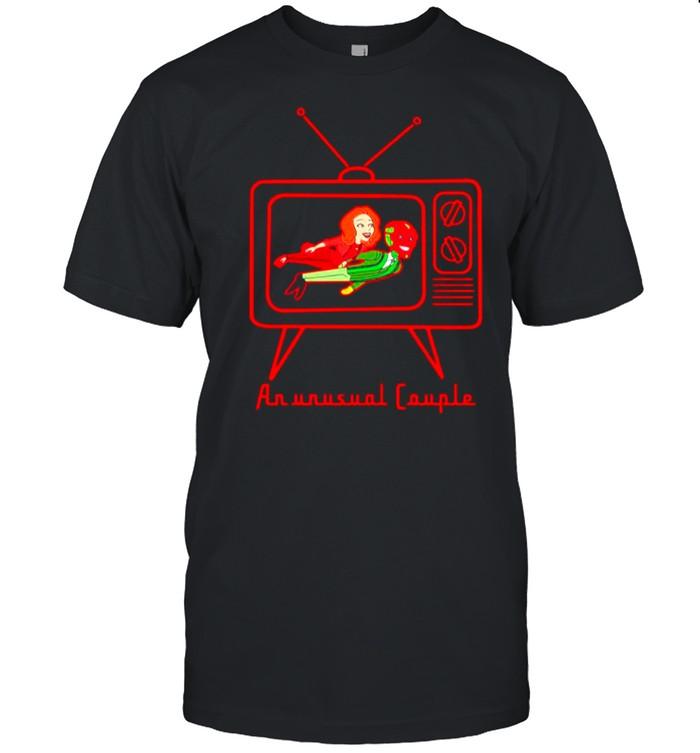 Marvel Vision Wandavision An Unusual Couple shirt Classic Men's T-shirt