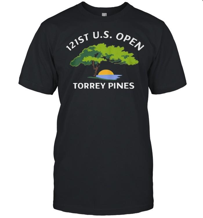 121st U.S. Open Torrey Pines  Classic Men's T-shirt