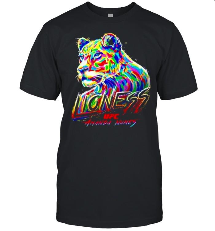 Amanda nunes Lionees UFC shirt Classic Men's T-shirt