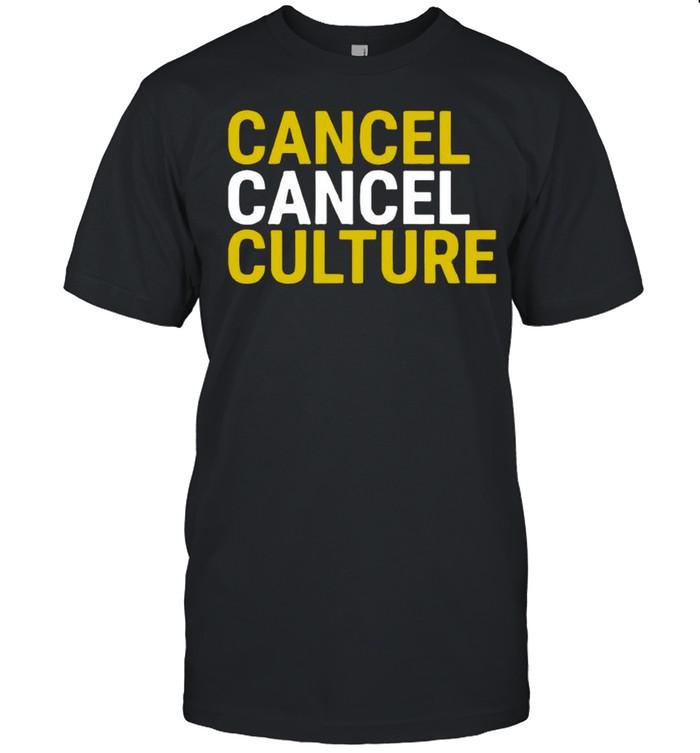 Cancel Cancel Culture shirt Classic Men's T-shirt