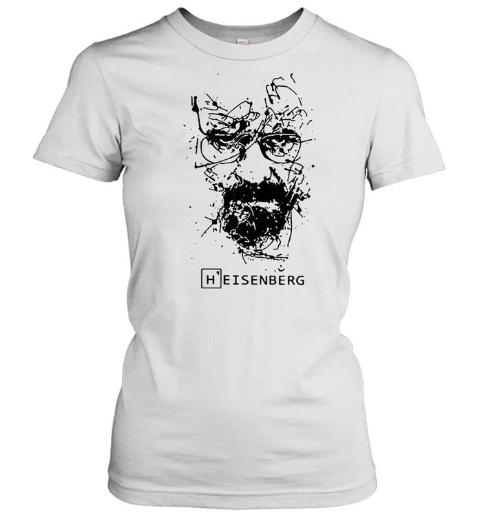Scientist Heisenberg shirt Classic Women's T-shirt