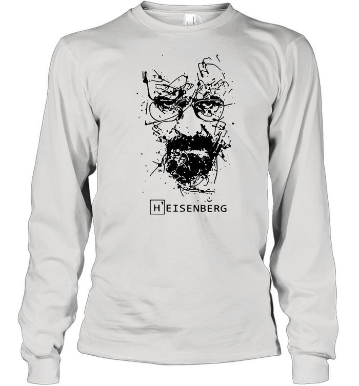 Scientist Heisenberg shirt Long Sleeved T-shirt