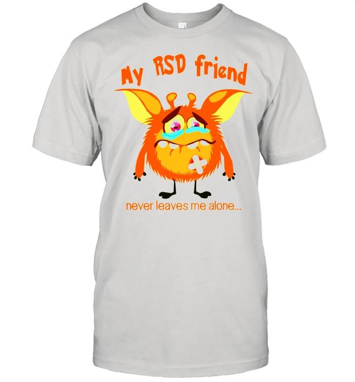 Mein RSDFreund mit Sonny The RSD Chargimal shirt Classic Men's T-shirt