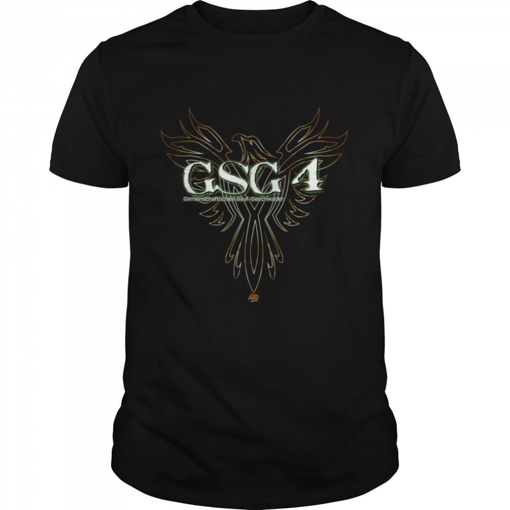 GSG 4 Himmelfahrt Vatertag Männertag Funshirt shirt Classic Men's T-shirt