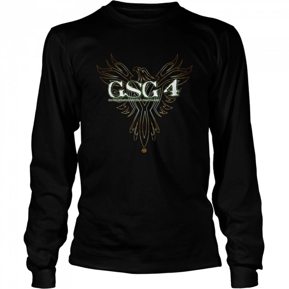 GSG 4 Himmelfahrt Vatertag Männertag Funshirt shirt Long Sleeved T-shirt