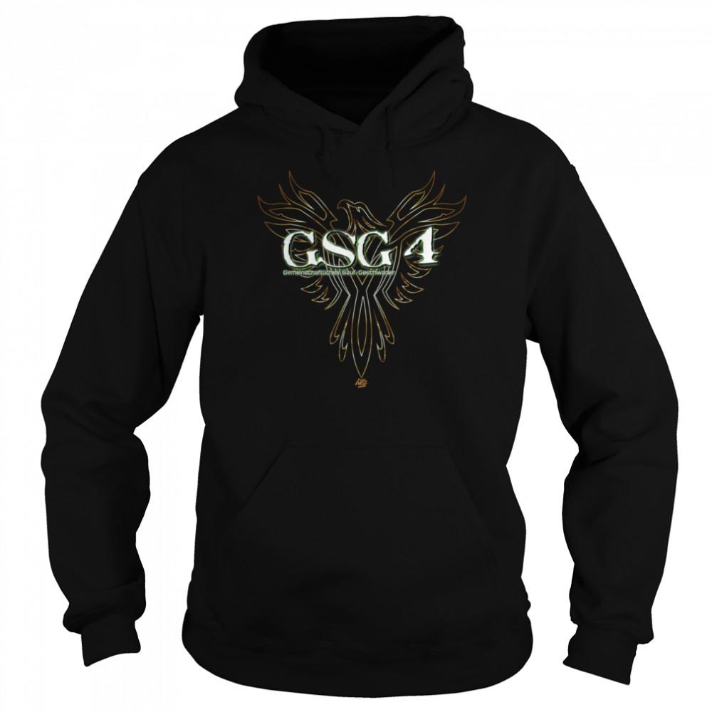 GSG 4 Himmelfahrt Vatertag Männertag Funshirt shirt Unisex Hoodie
