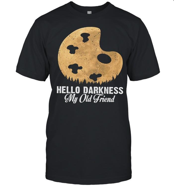 Hello darkness my old friends shirt Classic Men's T-shirt