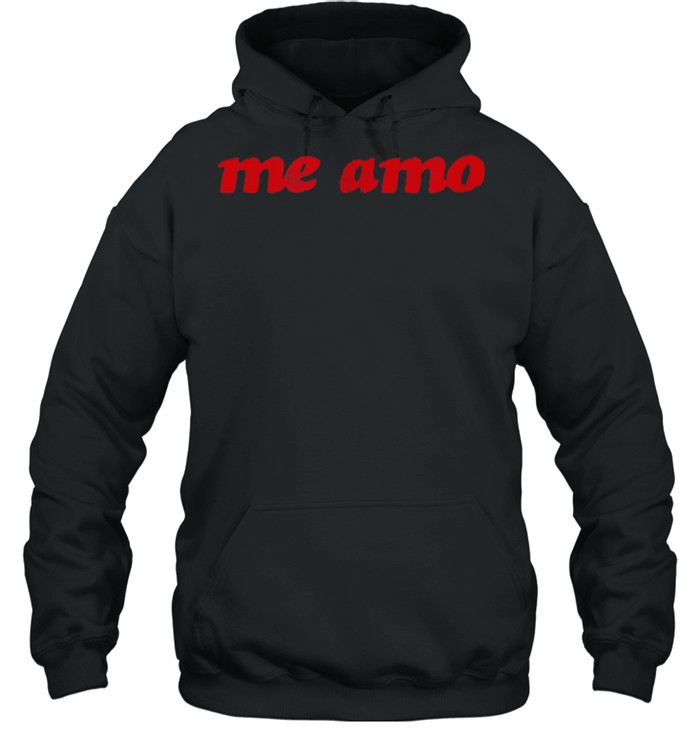 Me amo I love myself in spanish shirt Unisex Hoodie
