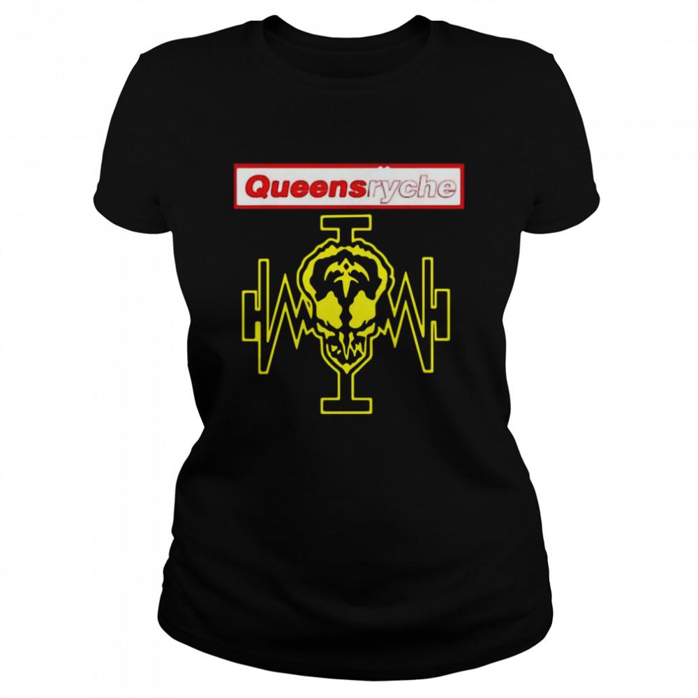 Queensryche Operation Mindcrime Classic Women's T-shirt