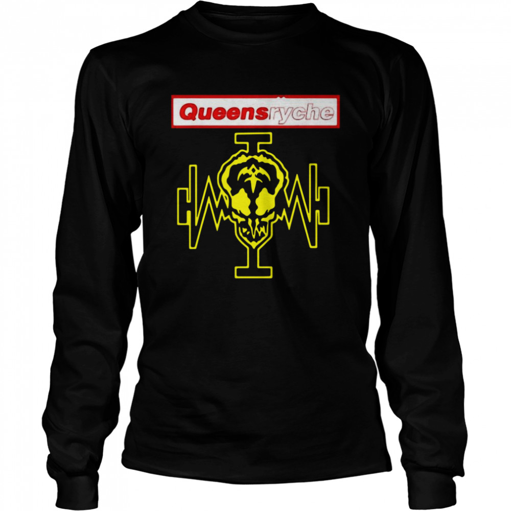 Queensryche Operation Mindcrime Long Sleeved T-shirt