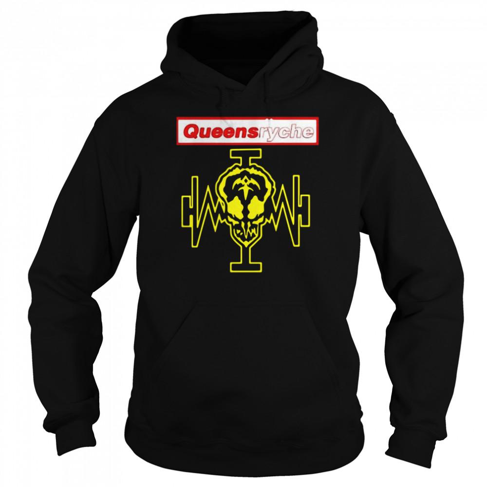 Queensryche Operation Mindcrime Unisex Hoodie