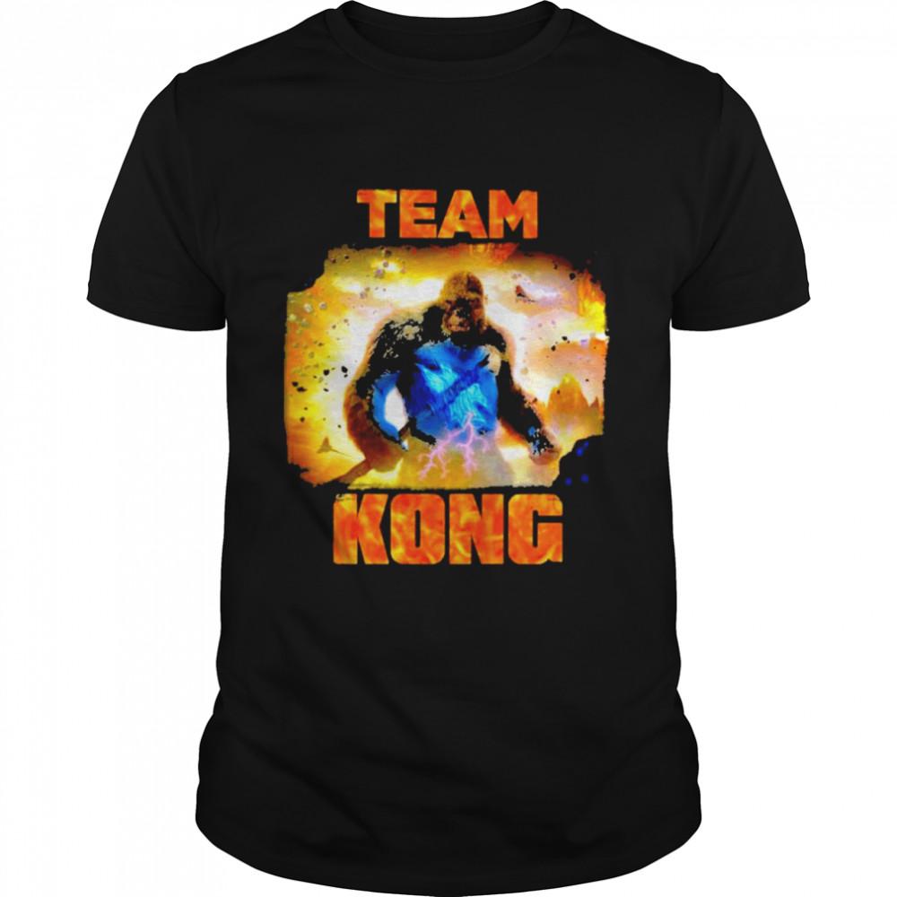 Team Kong Funny  Classic Men's T-shirt