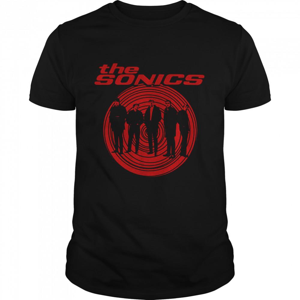 The sonics band shirt Classic Men's T-shirt