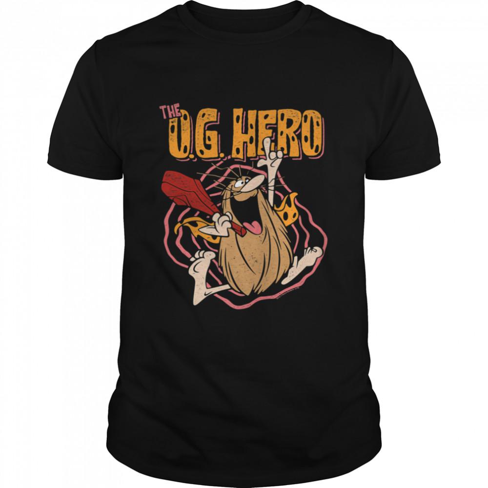 Captain Caveman OG Hero  Classic Men's T-shirt