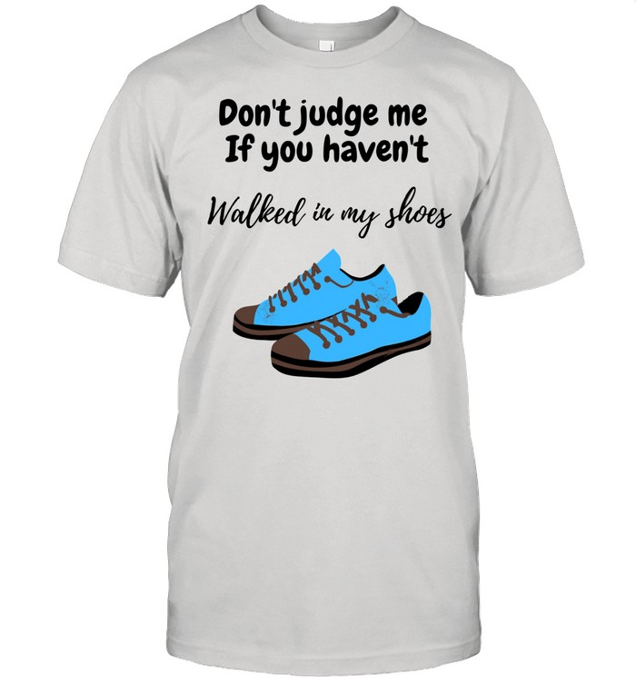 In my shoes  Classic Men's T-shirt