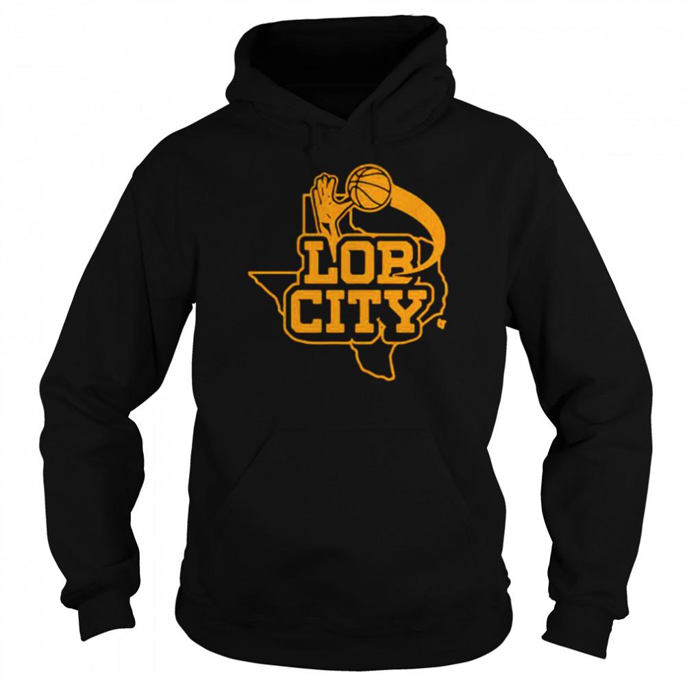 Basketball Lor City shirt Unisex Hoodie