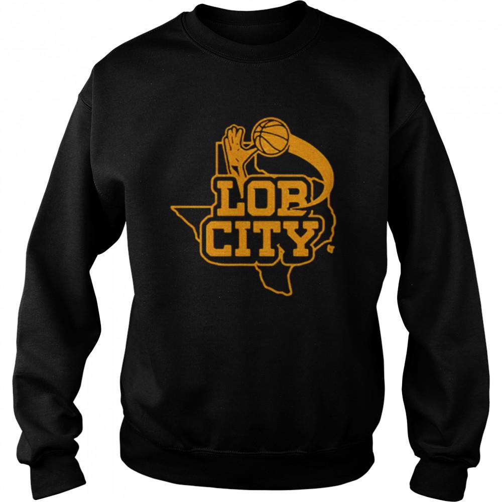 Basketball Lor City shirt Unisex Sweatshirt