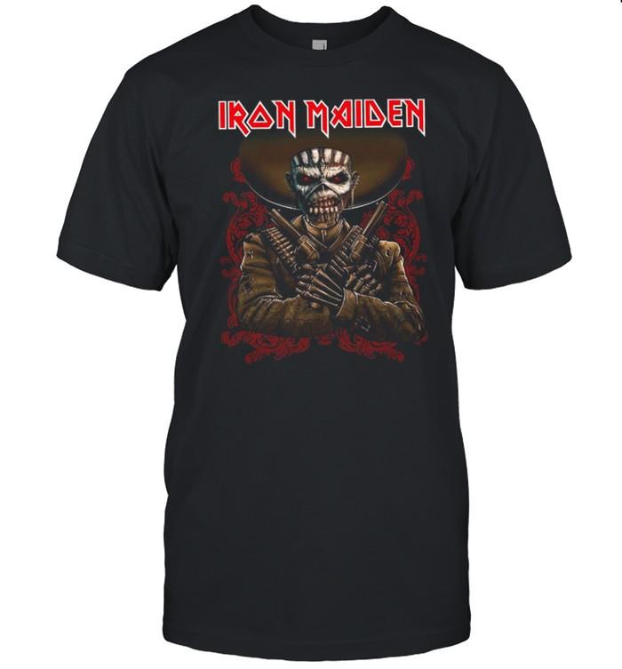 Iron Maiden shirt Classic Men's T-shirt