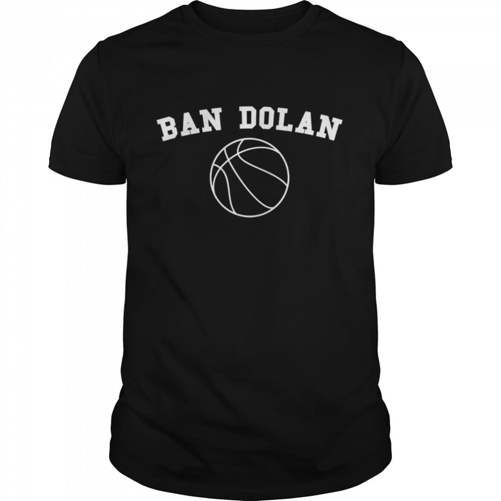 Ban Dolan Basketball  Classic Men's T-shirt