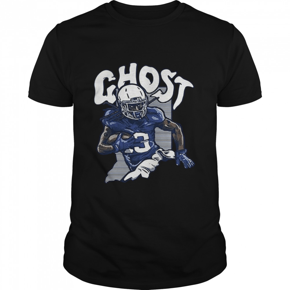 T Y Hilton Ghost shirt Classic Men's T-shirt