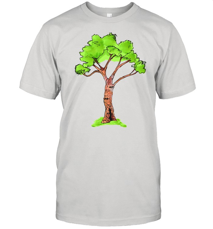 P's Pine Tree  Classic Men's T-shirt