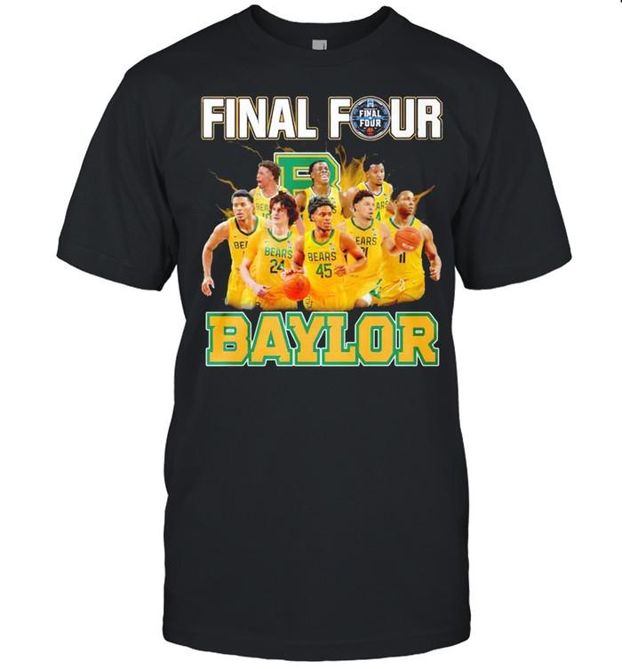 2021 Men's Basketball Final Four Baylor shirt Classic Men's T-shirt