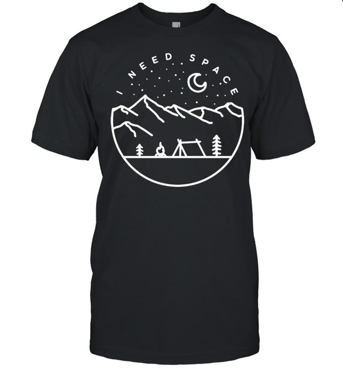 I Need Space shirt Classic Men's T-shirt