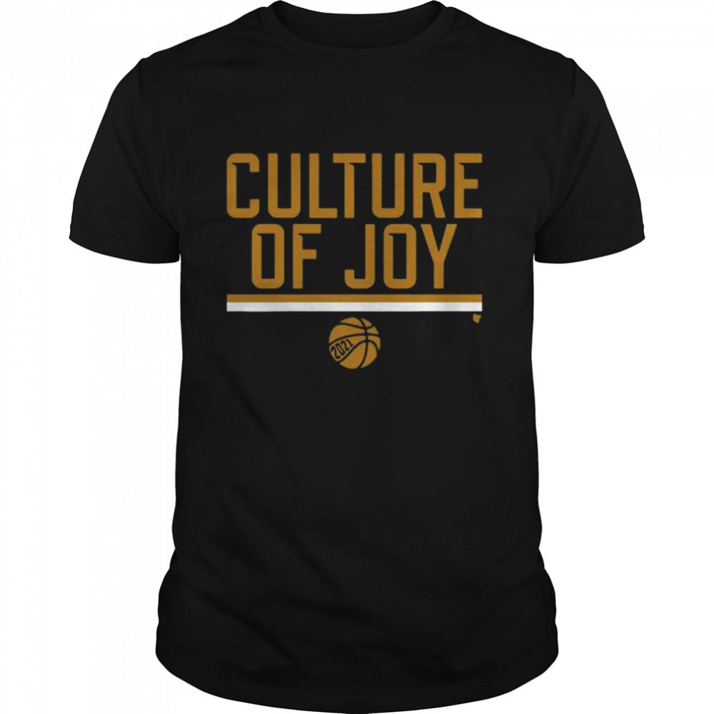 Waco Texas Basketball Culture Of Joy 2021 shirt Classic Men's T-shirt
