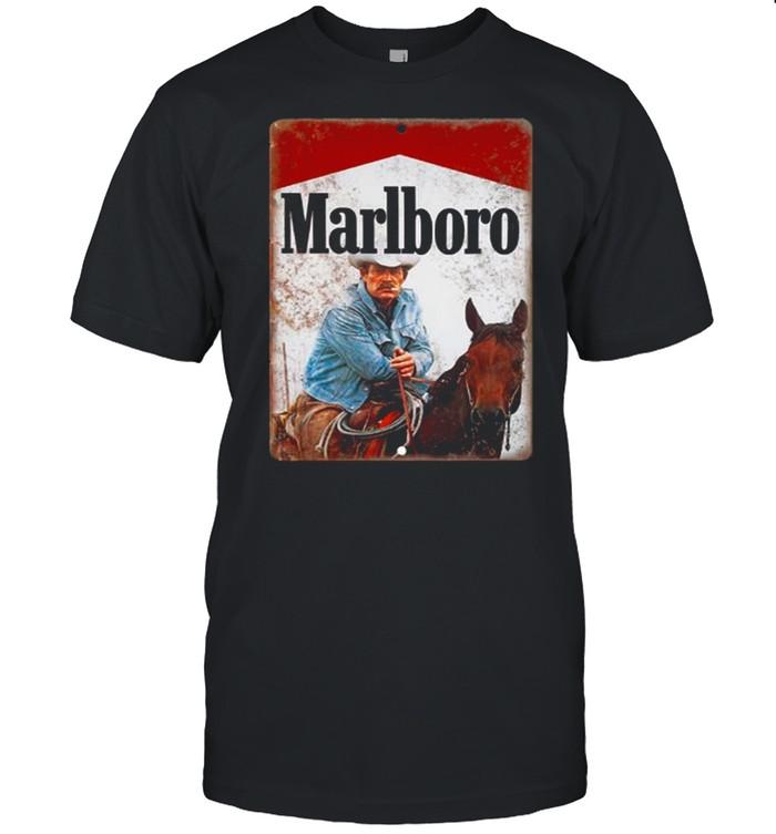 Marlboro Cowboy shirt Classic Men's T-shirt
