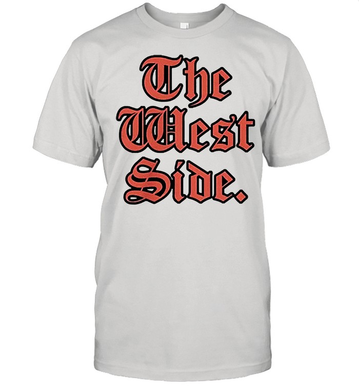 Old west side spring shirt Classic Men's T-shirt