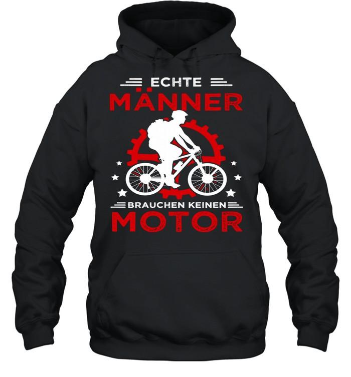 Radfahrer Fahrradfahrer Fahrrad Spruch Herren Rad Fahrrad  Unisex Hoodie