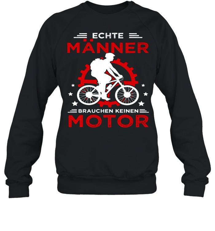 Radfahrer Fahrradfahrer Fahrrad Spruch Herren Rad Fahrrad  Unisex Sweatshirt
