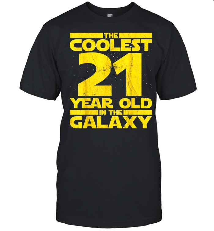Sci Fi 2000 21st Birthday For 21 Year Old shirt Classic Men's T-shirt