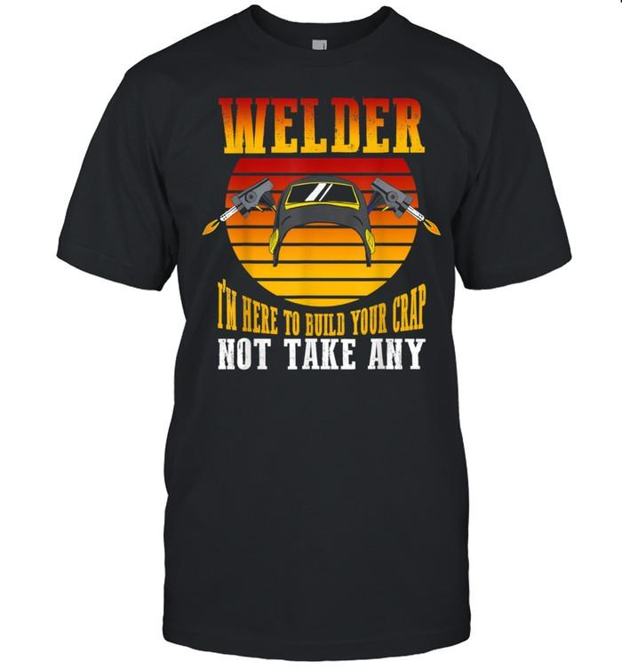 Welding Weld  Classic Men's T-shirt