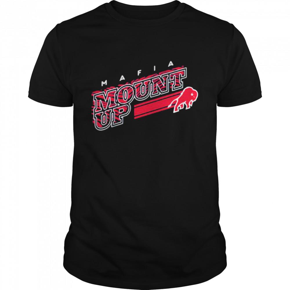 Mafia Mount Up Buffalo  Classic Men's T-shirt