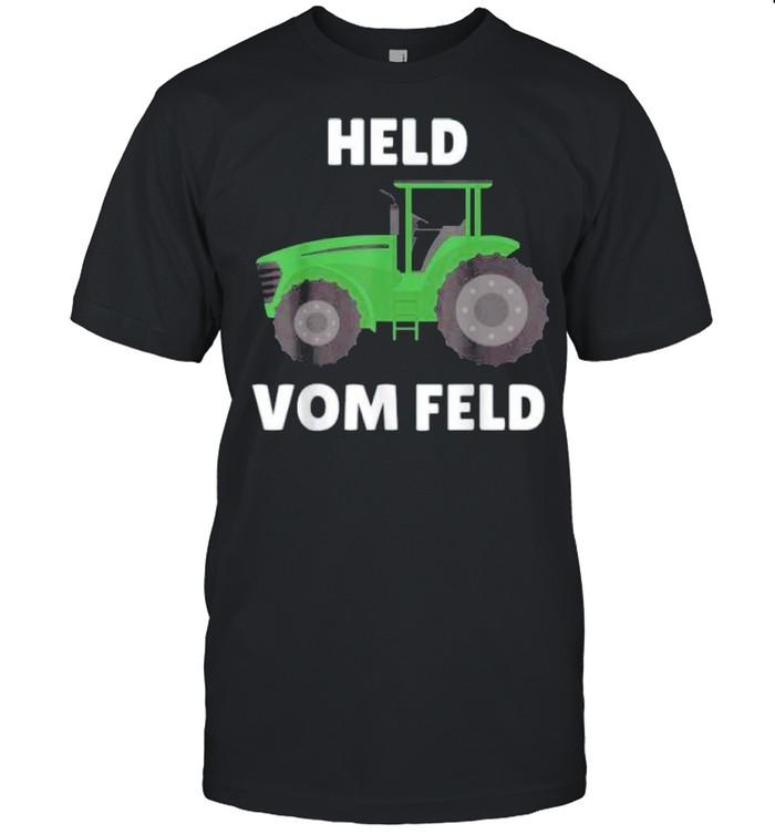 Held vom feld shirt Classic Men's T-shirt