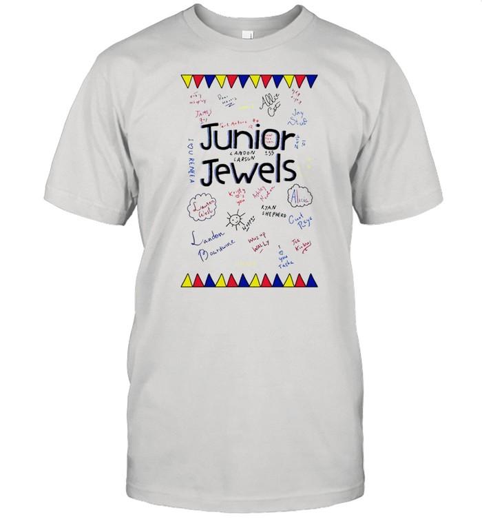 Junior jewels shirt Classic Men's T-shirt