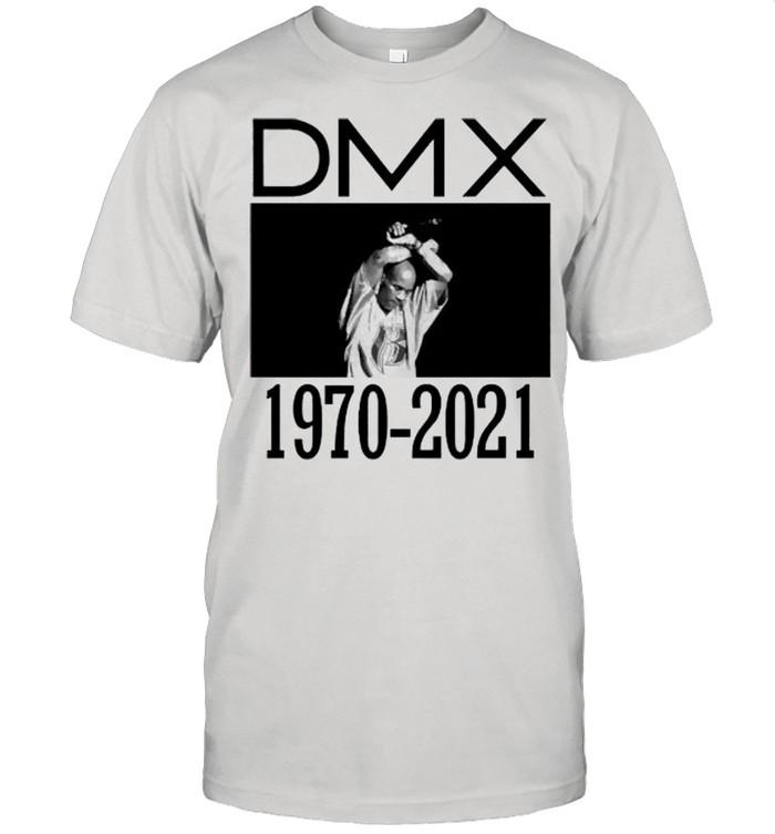 Dmx 1970 2021 Rip Hip Hop  Classic Men's T-shirt