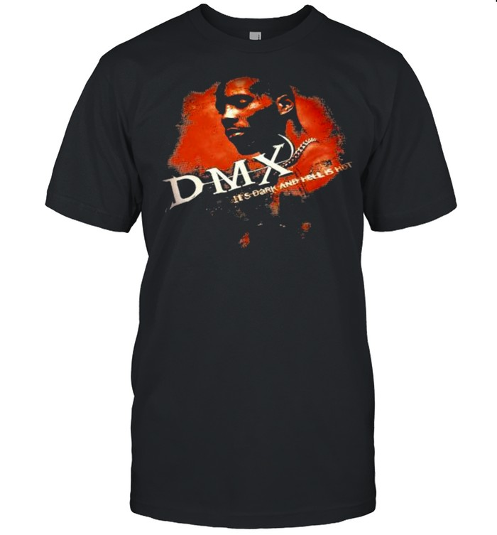 Dmx It's Dark And Hell Is Hot Rap  Classic Men's T-shirt