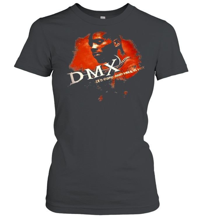 Dmx It's Dark And Hell Is Hot Rap  Classic Women's T-shirt