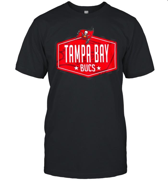 Tampa bay buccaneers new era 2021 nfl draft hook shirt Classic Men's T-shirt