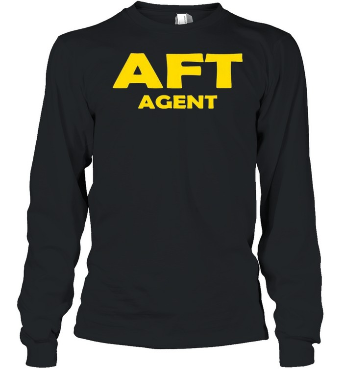 ATF Agent shirt Long Sleeved T-shirt