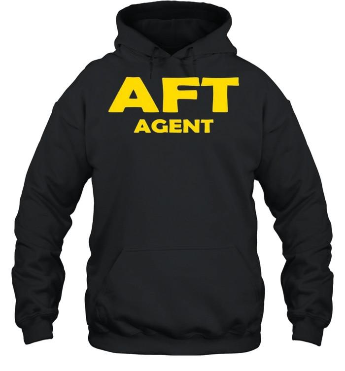 ATF Agent shirt Unisex Hoodie