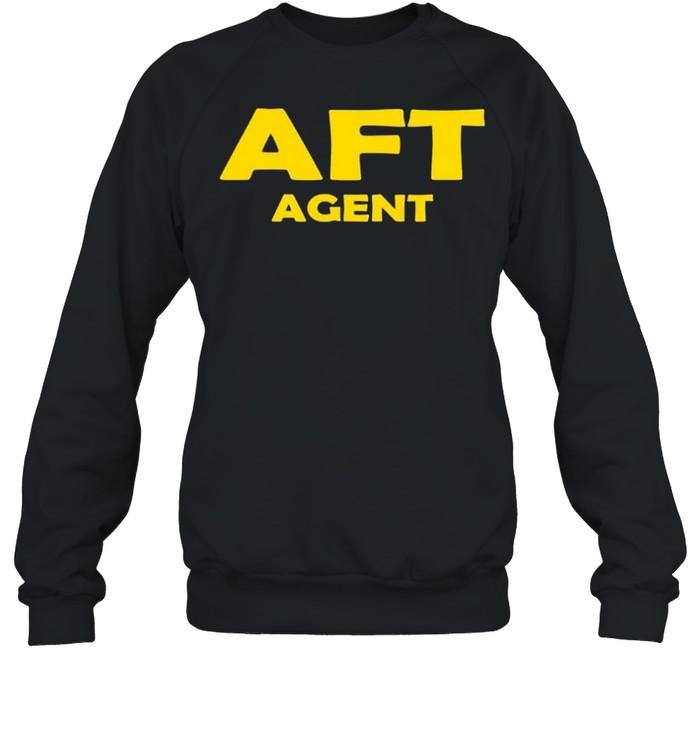 ATF Agent shirt Unisex Sweatshirt