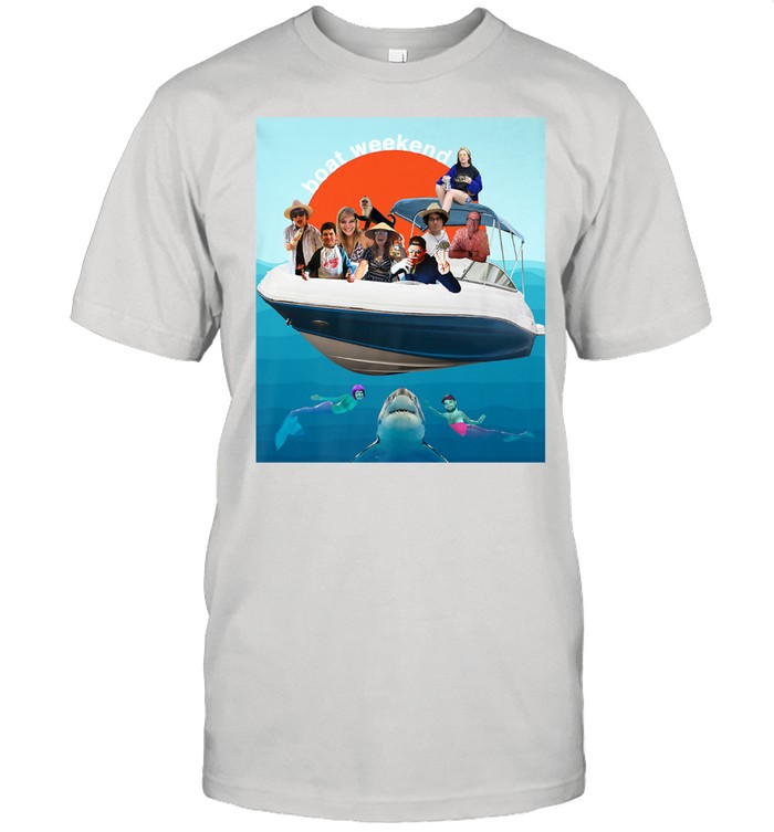Kaitlin's Boat Weekend Birthday  Classic Men's T-shirt