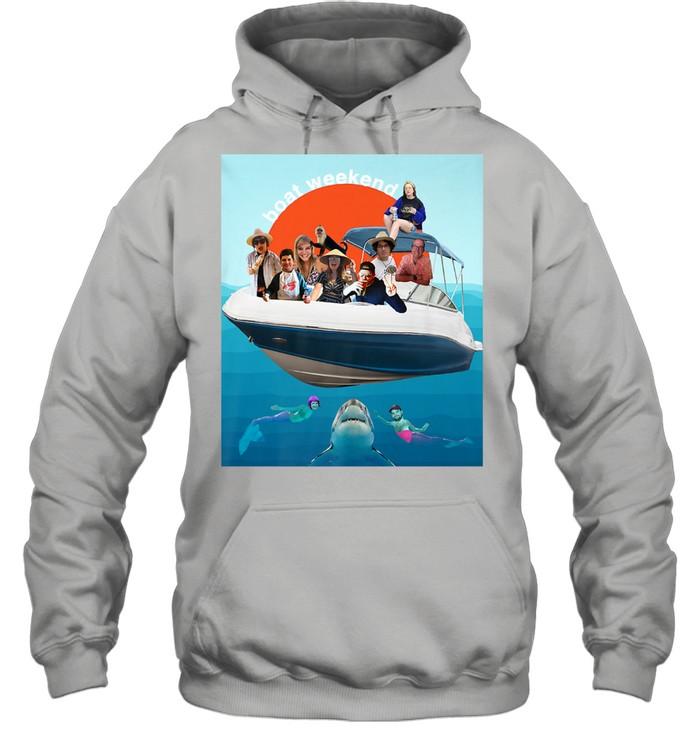 Kaitlin's Boat Weekend Birthday  Unisex Hoodie
