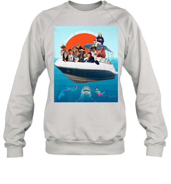 Kaitlin's Boat Weekend Birthday  Unisex Sweatshirt